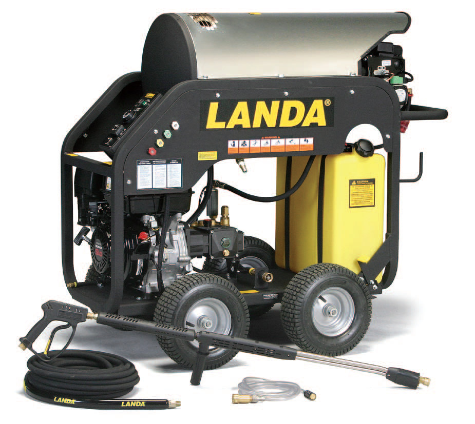 Landa Mhc Self Contained Gasoline Powered Diesel