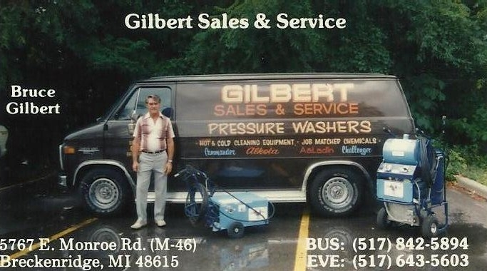 Pressure Washers. Gilbert Sales and Service. Top brands include Landa cleaning systems, Alkota cleaning equipment, but we are able to service most brands.