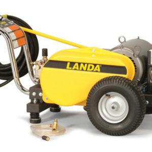 Landa Hot Portable Electric Powered Diesel Heated
